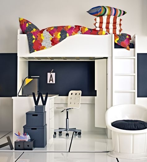 Die besten 25+ Ikea stuva hochbett ohne schreibtisch Ideen auf - hochbett mit schreibtisch 2