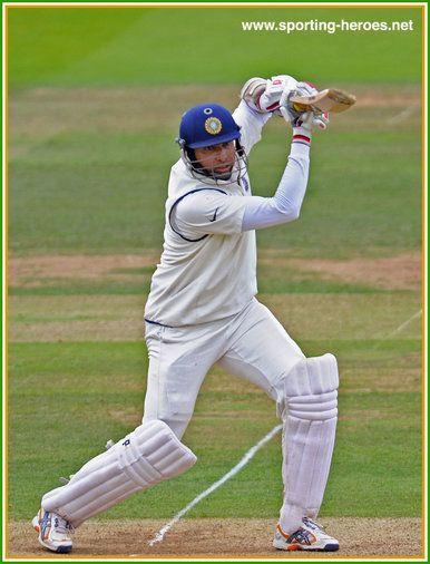 V.V.S. LAXMAN - India - Test Record v England