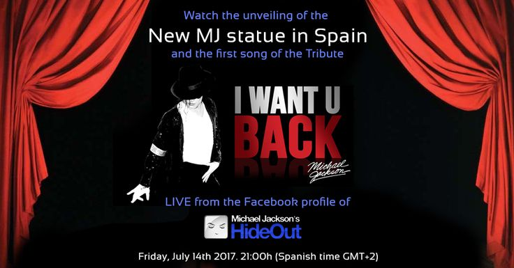 Unveil New Michael Jackson Statue in Spain  http://www.mjvibe.com/unveil-new-michael-jackson-statue-in-spain/