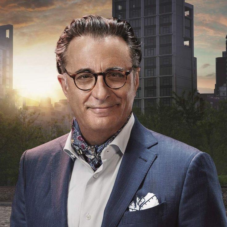 El actor Andy Garcia es la imagen de las lentes progresivas VIMAX | 20minutos.es