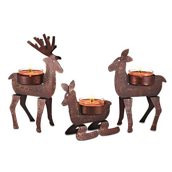 PartyLite sada svietnikov na čajové sviečky