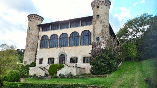 Galbino castle