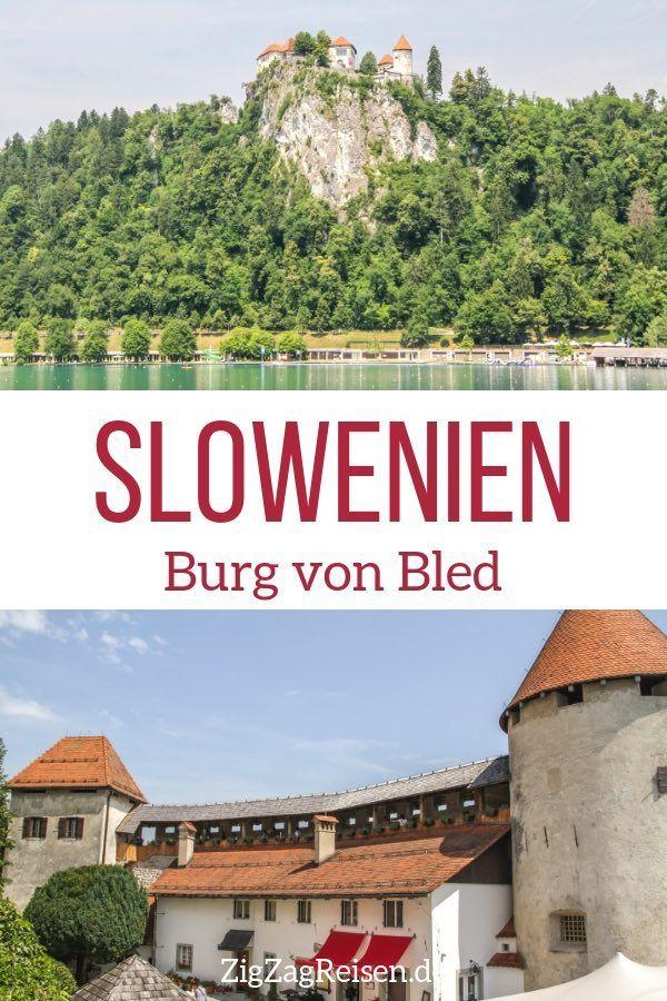 Burg Von Bled Slowenien Fotos Reisetipps Slowenien