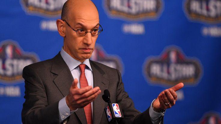 Adam Silver admits NBA's draft lottery isn't working | Yardbarker.com