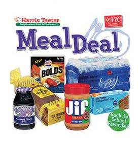 Harris Teeter Meal Deal