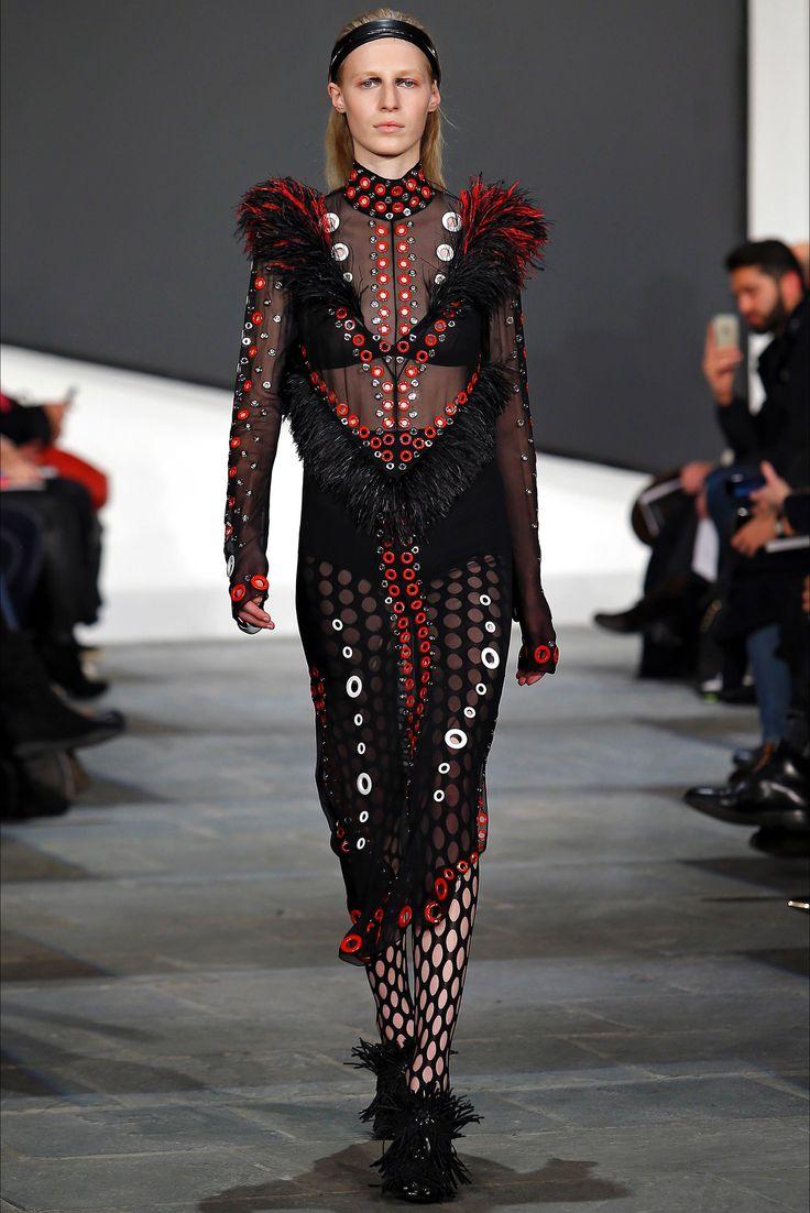 Sfilata Proenza Schouler New York - Collezioni Autunno Inverno 2015-16 - Vogue