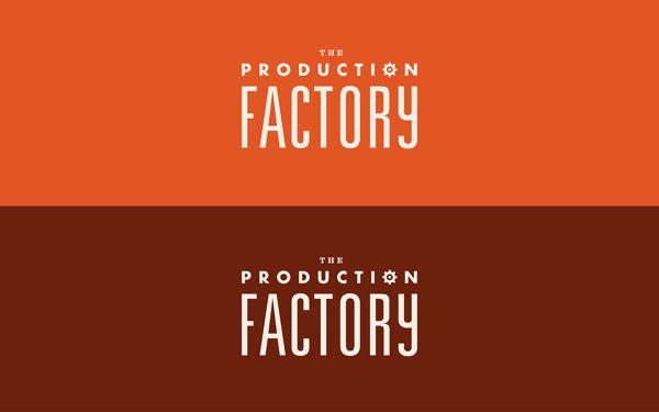 The Production Factory by Martín Azambuja, via Behance