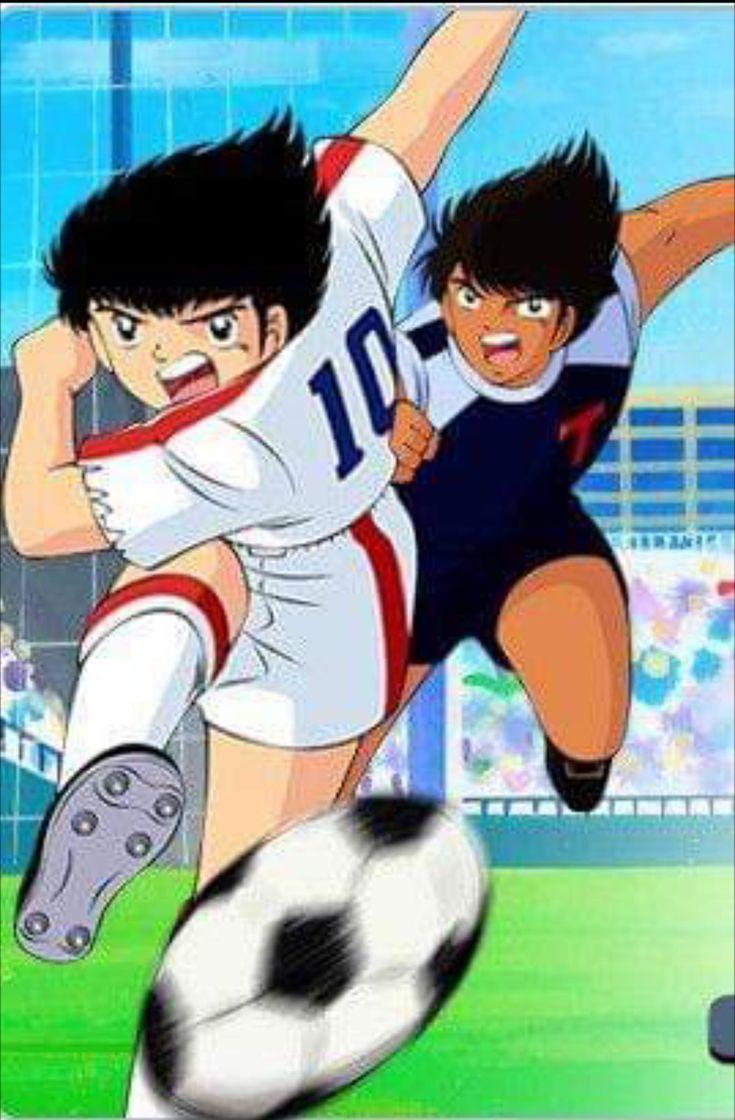 Captain Tsubasa Cartoni animati, Supereroi, Anime
