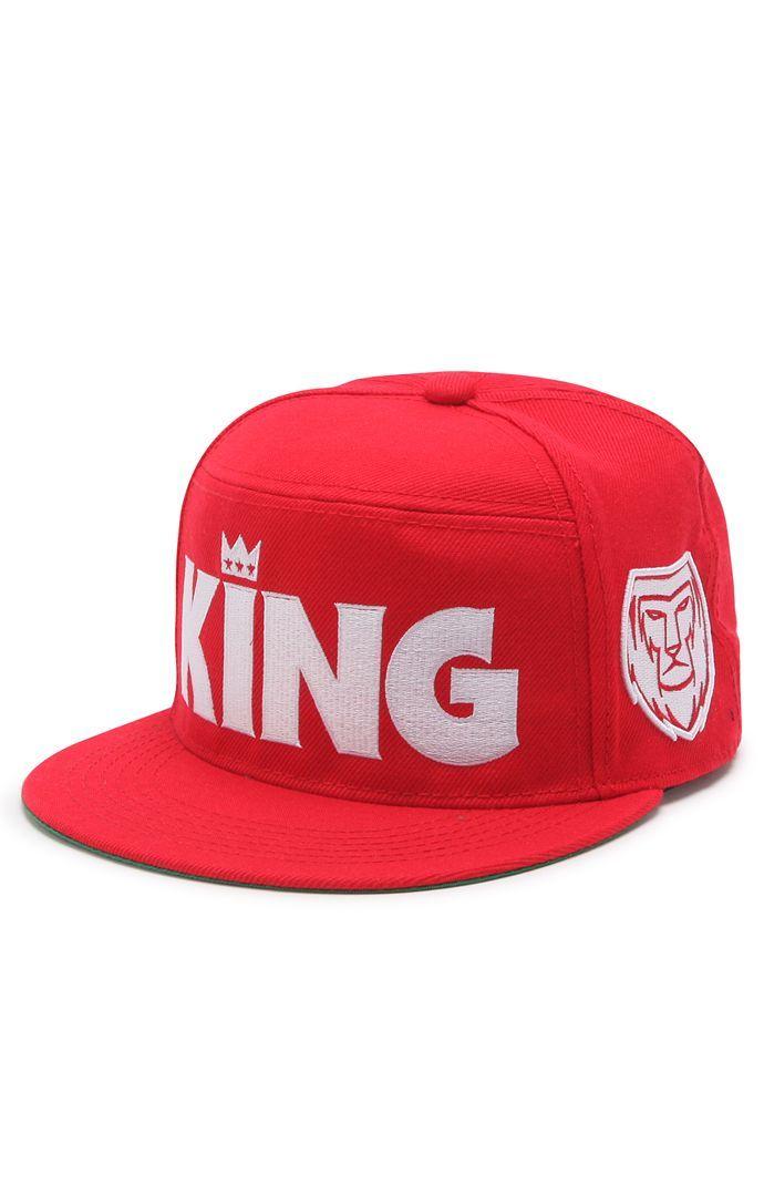 Neff Kingster Snapback Hat #pacsun