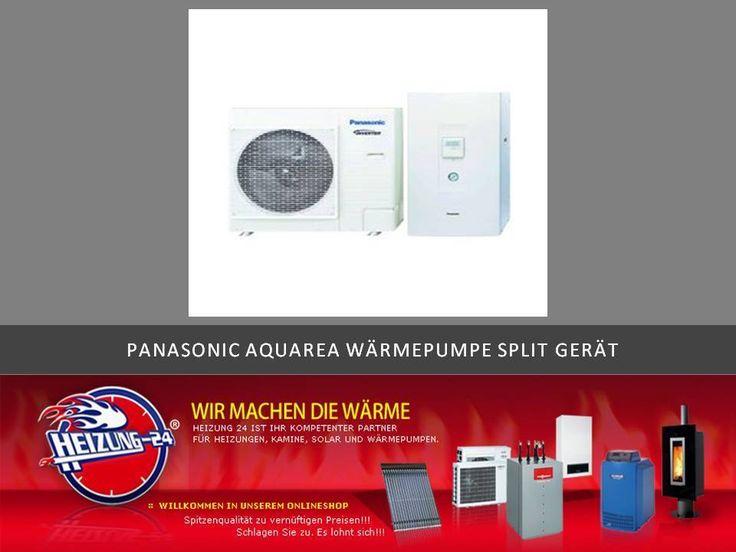Luft Wärmepumpe Panasonic Aquarea 7kW Split WH-SDF07C3E5 WH-UD07CE5 Innen Außen in Heimwerker, Erneuerbare Energie, Sonstige | eBay