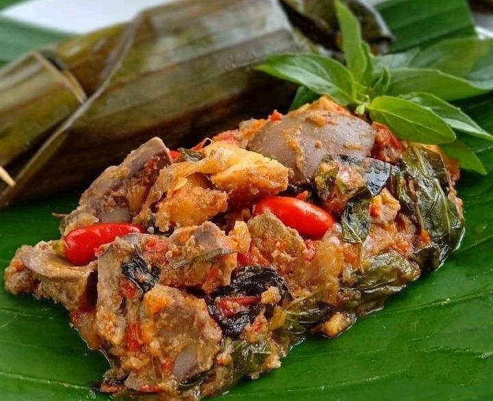 Pepes Hati Ampela Rica Kemangi Resep Makanan Hits Di 2020 Resep Makanan Kemangi Rebusan