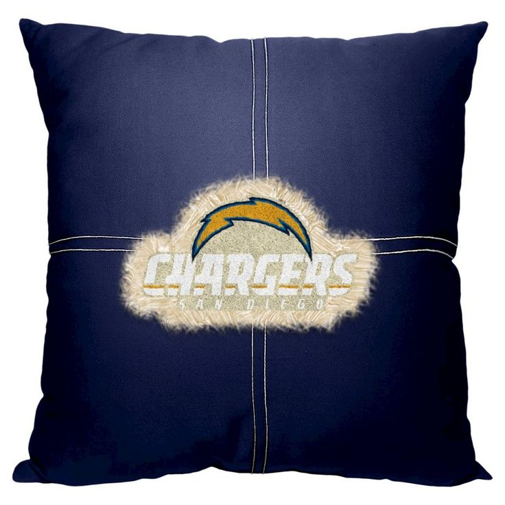 Decorative Pillow NFL Chargers Multi-colored