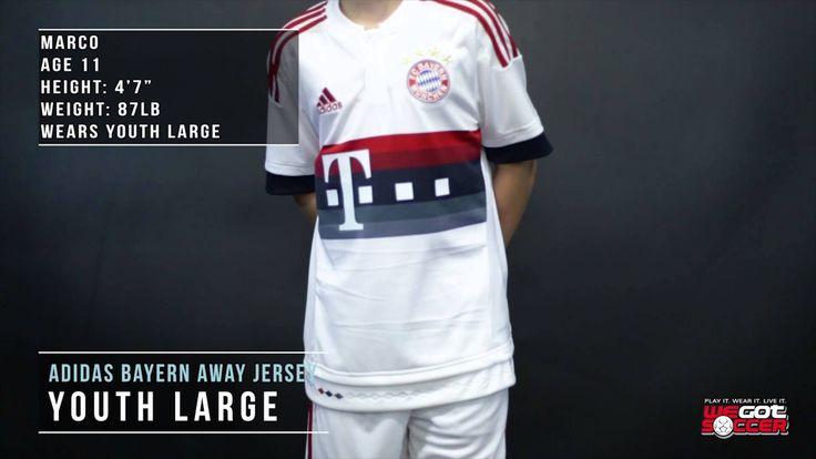 nice  #... #adidas #Bayern #chart #club #demo #FCBayernMunich(FootballTeam) #gearup #guide #Jersey #live #Munich #playitwearitliveit #sizing #soccer #team #wegotsoccer #wegotsoccercom #wgs Jersey Sizing Guide - Adidas Bayern Munich Jersey - WeGotSoccer.com http://www.pagesoccer.com/jersey-sizing-guide-adidas-bayern-munich-jersey-wegotsoccer-com/