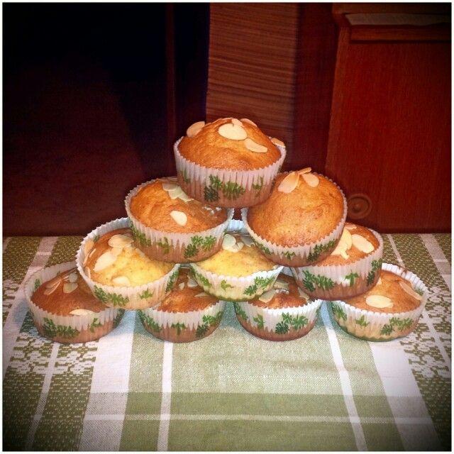 Jogurtové muffiny