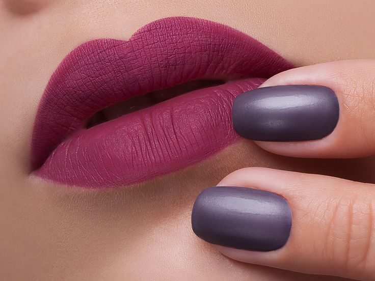 Freedom System Lipstick Matte #517, O2M Breathable Nail Enamel, Matte It Be collection #537 #lipstickmatte #matteitbe