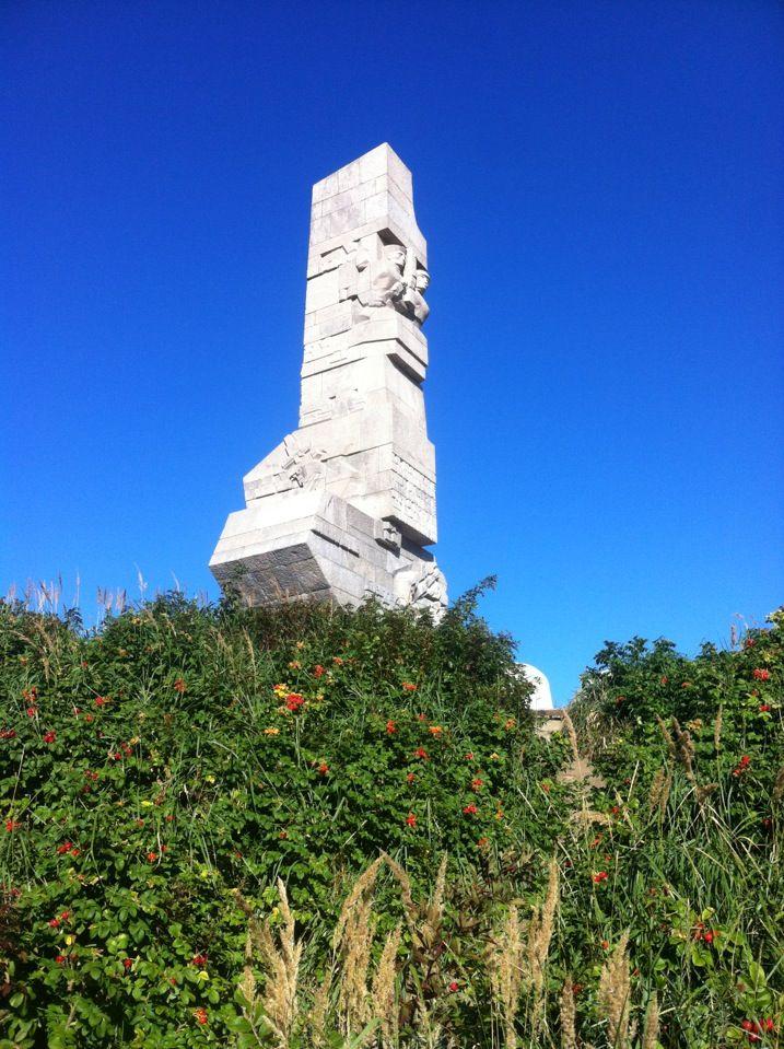 Pomnik Bohaterów Westerplatte