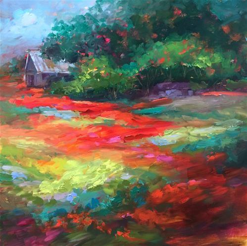 Myra Bailey Oil Painting For Sale