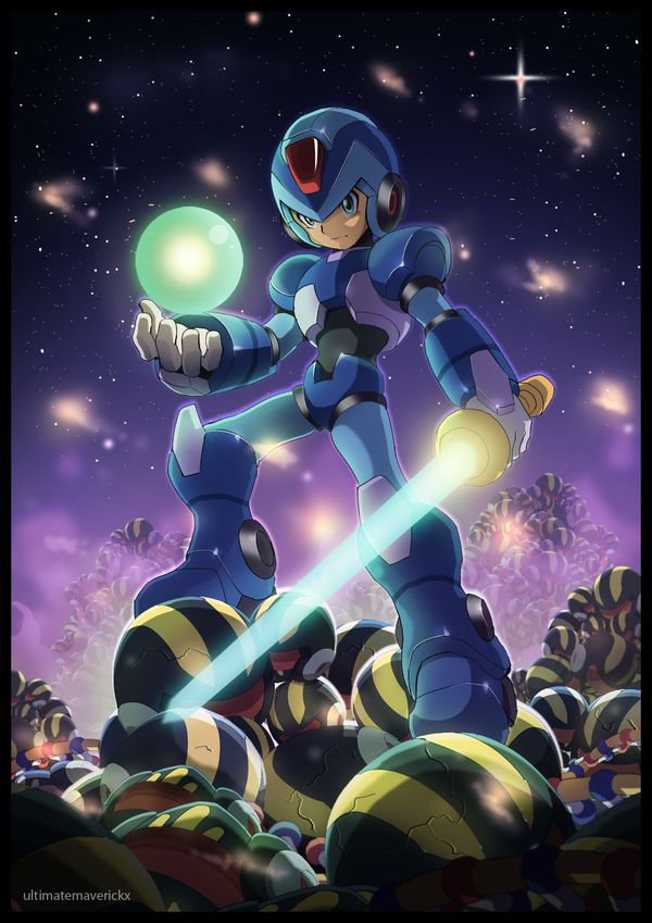 Megaman, excelente juego!