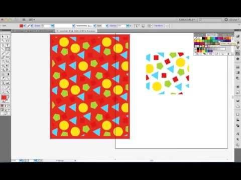 NTI Birmingham (www.ntibirmingham.co.uk) trainer Mike Abbot takes Illustrator beginners through the process of creating patterns in Adobe Illustrator CS5. To...