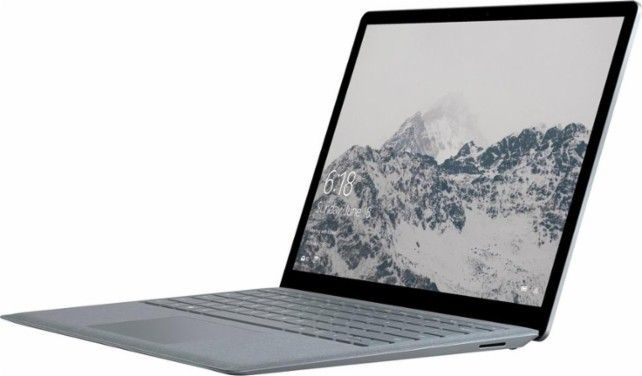 Microsoft Laptop prices range from $999 to $2199 (so far) - Liliputing