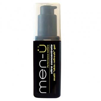 """Le SKIN REFRESH de MEN-U est LE produit à utiliser pour se débarasser rapidement et durablement des imperfections et de l'effet """"peau grasse"""" et brillante!"""