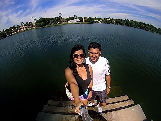 """Caminhada do dia foi em volta da """"nossa"""" lagoa! A lagoa da pampulha! 18k! Como é linda! Conhecem? ♥️🙏🏼🍃#lagoadapampulha #pampulha #belohorizonte #minasgerais #brasil . . . #sobrelugares #poraí #viagembarata #procurandoviagem #dicadeturista #visiting #instatravel #instagood #love #gopro #goprobrasil #goprovicio #tagsforlikes #followme #photooftheday #happy #instalike #likesforlikes #picoftheday #instadaily #travelgram #amazing #fun #bestoftheday by camilaefernandopelomundo. tagsforlikes…"""
