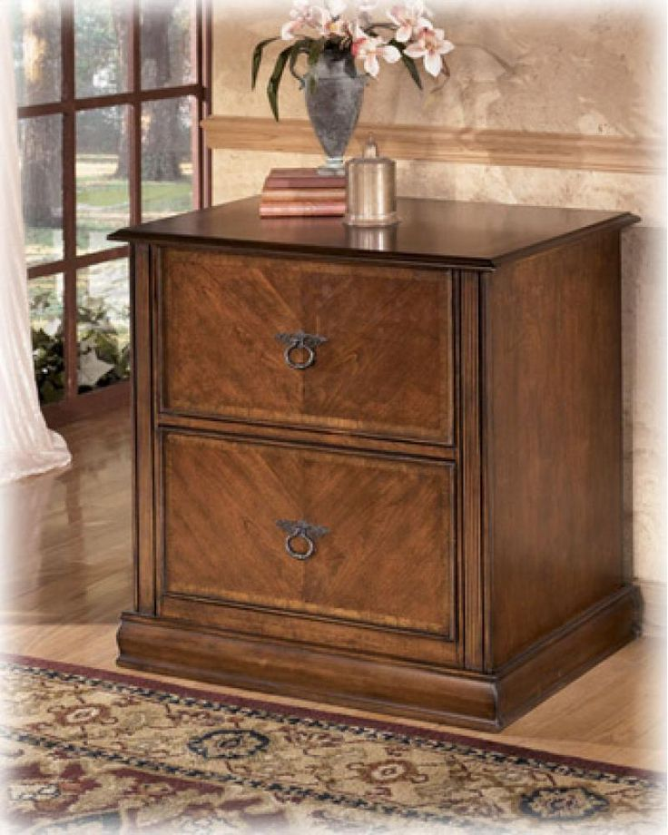 H52742 by Ashley Furniture in Winnipeg, MB - Lateral File Cabinet