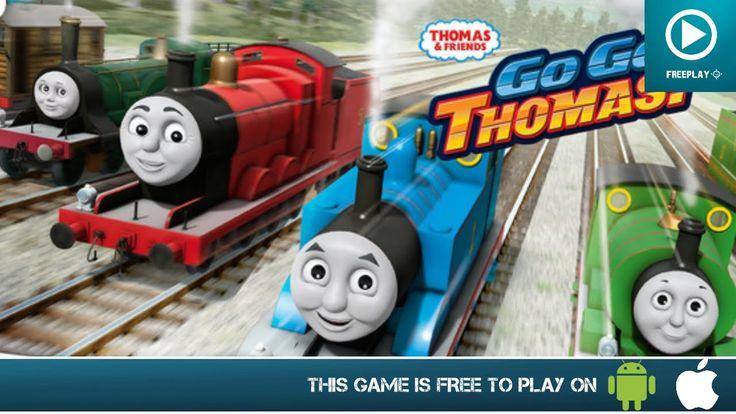 Thomas & Friends: Go Go Thomas Gameplay Trailer