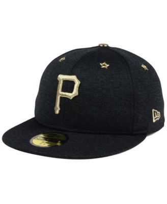 New Era Pittsburgh Pirates 2017 All Star Game Patch 59FIFTY Cap - Black 7 1/8