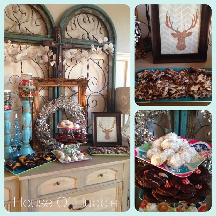 Christmas:Rustic Glam | House of Hubble | Pinterest