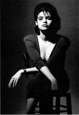 Beatrice Dalle in Betty Blue.