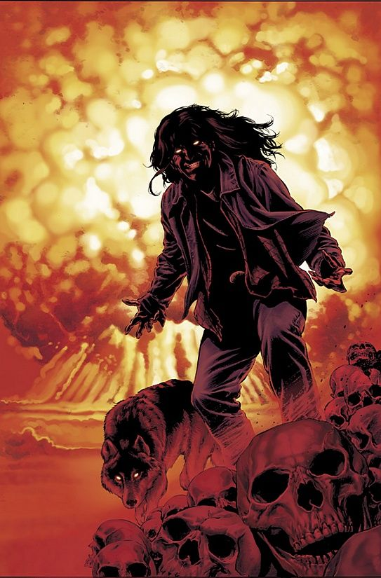 The Stand- Randall Flagg
