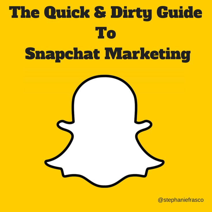 I know, I know. It just seems so far out there for many small businesses. But hear me out. Snapchat is seriously a network to consider. Plus, it seems like every few weeks Snapchat is making headlines with new updates and features. Just this week Snapchat launched the new Discover feature, which is a brand new way to consume content on Snapchat. We'll get into that below.