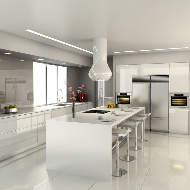 Traditional White Kitchen Design 3d Rendering: 73 Best Our Kitchen Rendering's Images On Pinterest