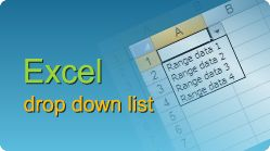 Create Excel file with drop down list in C#, VB.NET, Java, C++, PHP and other! #Excel #CSharp #VBNET #Java #PHP #CPlusPlus