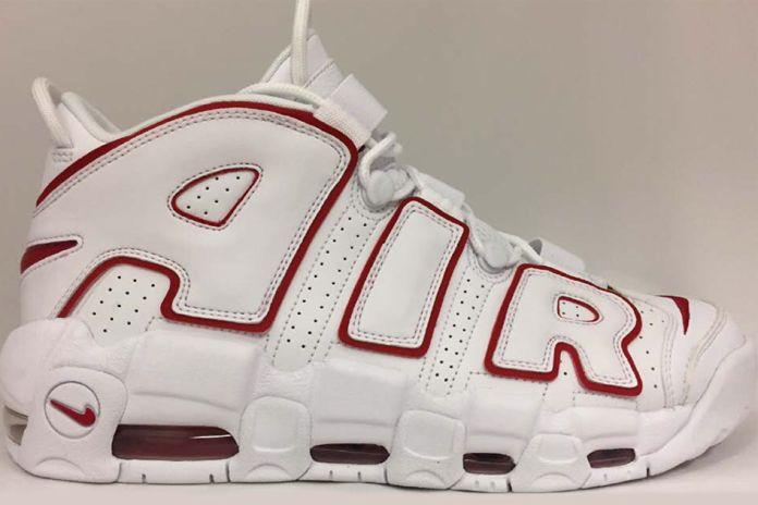 Nike Air More Uptempo Bulls Release Date Sneaker Bar Detroit