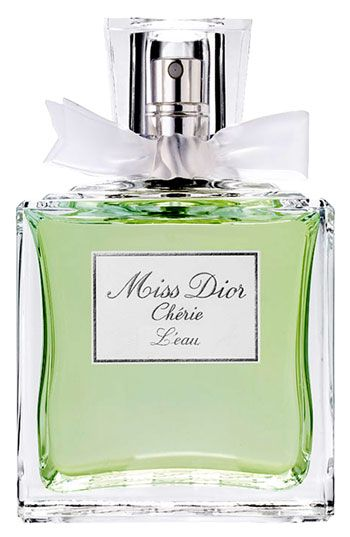 Dior Dior 'Miss Dior Cherie' L'Eau...Do they not make the normal miss Dior Cherie? Boo on that