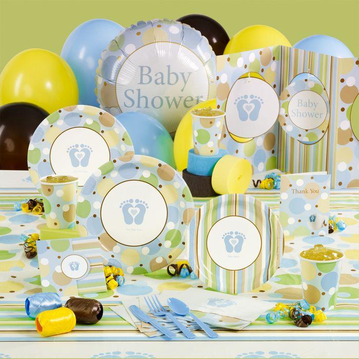 best babyshower tableware images on   baby shower, Baby shower invitation