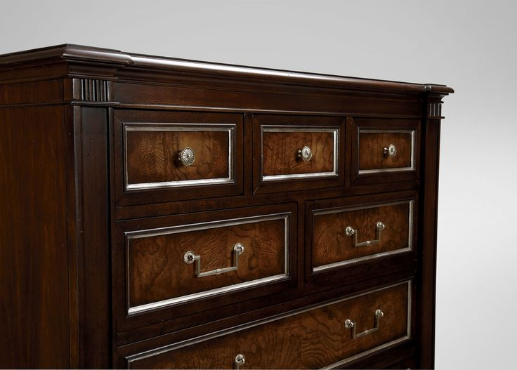 Image On Buy Ethan Allen us Georgetown Tall Chest or browse other products in Dressers u Chests
