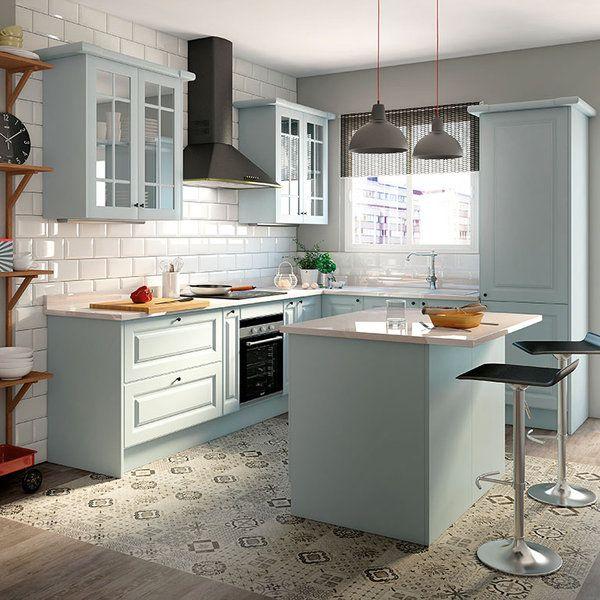 M s de 1000 ideas sobre el hueco bajo las escaleras en - Isletas de cocina ...