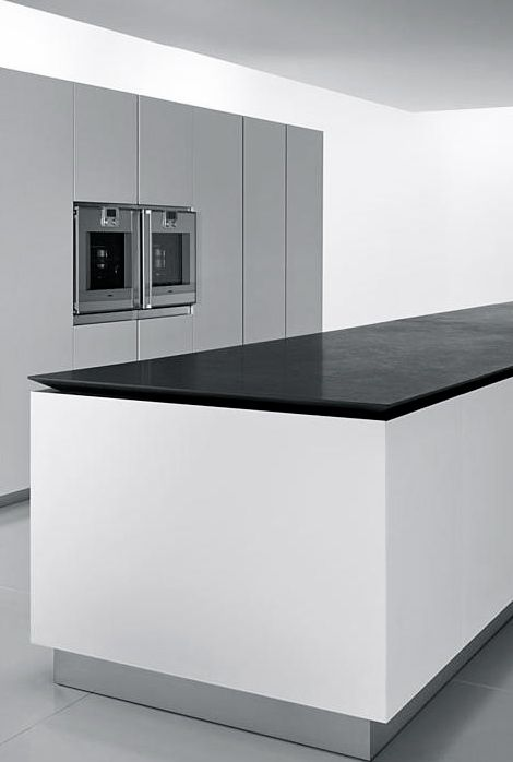 Possibilities are endless with Corian: Boffi | K14 Corian Kitchen