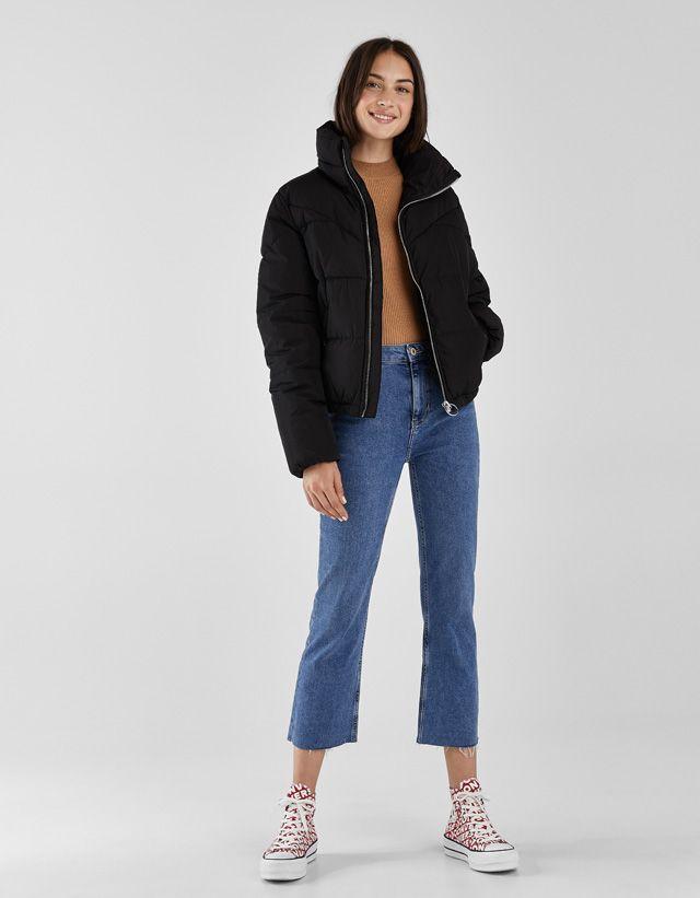 75068cf4f184 New - CLOTHING - WOMEN - Bershka United States   Winter/Spring 2019 ...