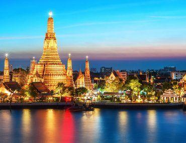 Ázsiai barangolások:  Két nap Bangkokban