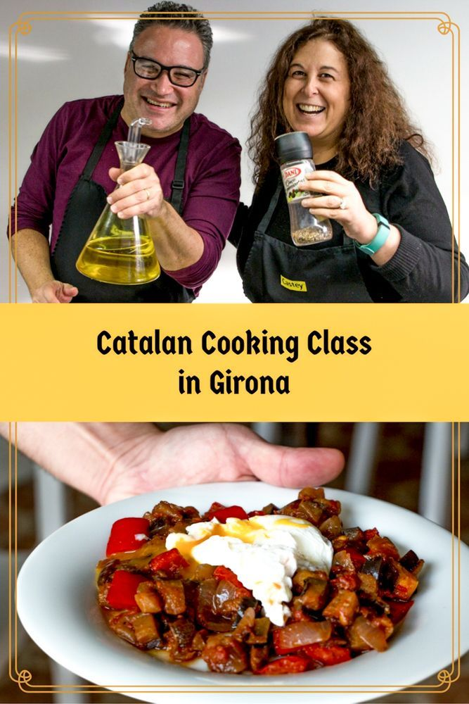 We made a video about our fun experience at Tots a Taula, a Catalan cooking in Girona. Plus, we snagged the recipe for Crema Catalana and share it here. via @2foodtrippers
