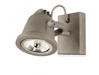 Klein maar stoer, de Dos wandlamp van Frezoli!