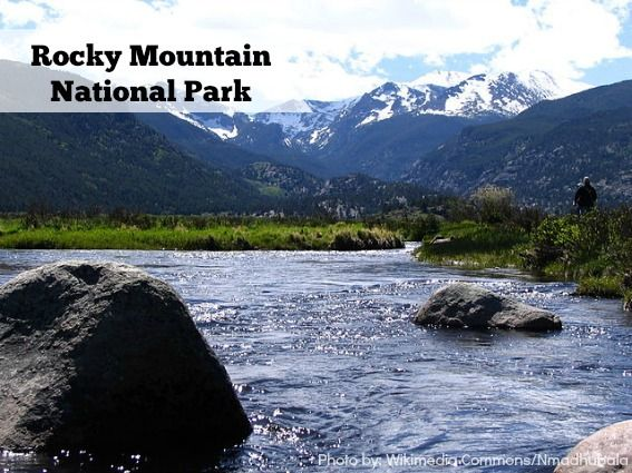 Exploring Rocky Mountain National Park with Kids.  Family friendly hikes, great driving paths, and cool activities for any age.