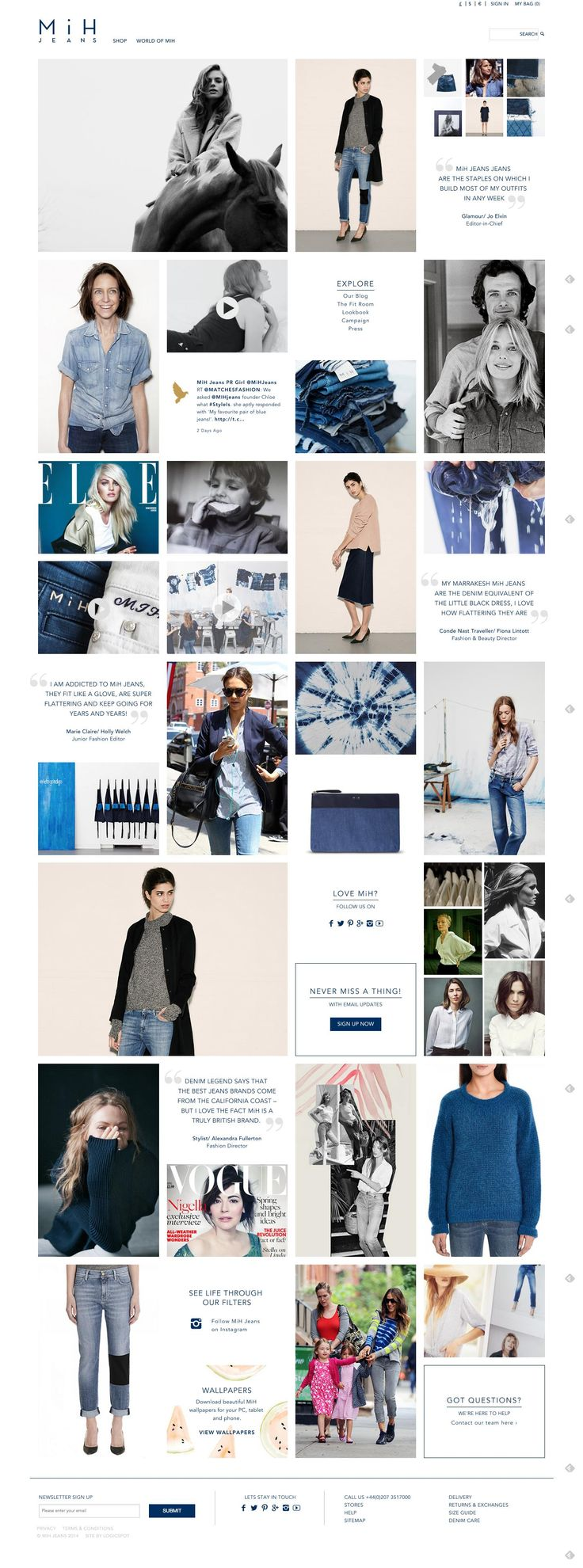 Mih jeans world #responsive http://www.mih-jeans.com/world/
