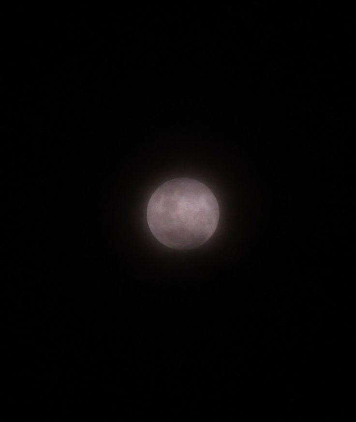 Twentieth moon - November 2014