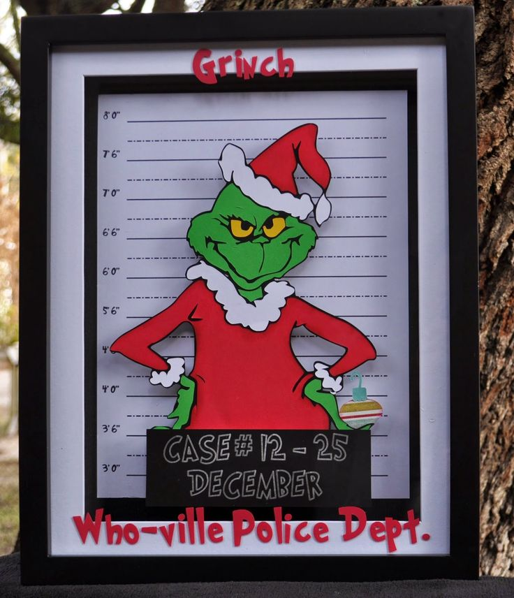 Other than Rudolph and the Miser Brothers the Grinch is my all-time favorite Christmas character. So as I had some free time I decided to create a ...
