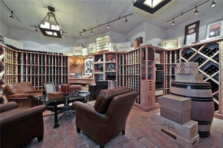 how to build a home cigar room